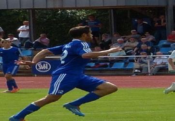 Adam Bouzid I Fussballspieler I SVN Zweibrücken